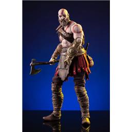 God Of War: Kratos Action Figure 1/6 33 cm