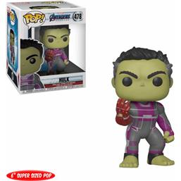 Avengers: Hulk Nano Gauntlet XL POP! Movies Vinyl Figur 15 cm
