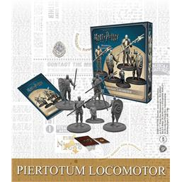 Harry Potter Miniature 35 mm 5-Pack Piertotum Locomotor *English Version*