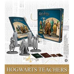 Harry Potter Miniature 35 mm 5-Pack Hogwarts Teachers *English Version*