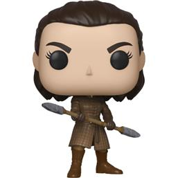 Arya w/Two Headed Spear POP! Television Vinyl Figur