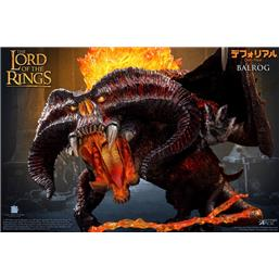 Balrog Defo-Real Series Soft Vinyl Figure 16 cm