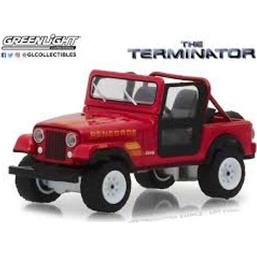 Terminator: Jeep CJ-7 Renegade 1983 1/18
