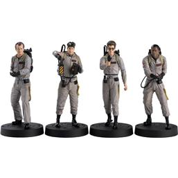 Ghostbusters: Original Movie Box  Statues 1/16 4-Pack 12 cm