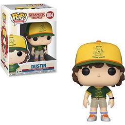 Dustin (At Camp) POP! TV Vinyl Figur (#804)