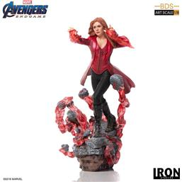 Scarlet Witch BDS Art Scale Statue 1/10 21 cm