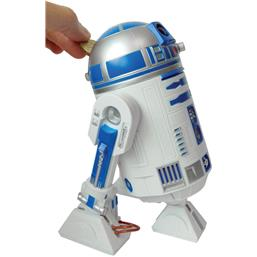 Star Wars: R2-D2 Sparegris med lyd