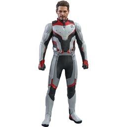 Tony Stark (Team Suit) Movie Masterpiece Action Figure 1/6 30 cm
