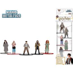 Harry Potter Nano Metalfigs 5-Pak Sæt 3B