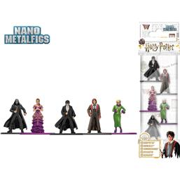 Harry Potter: Harry Potter Nano Metalfigs 5-Pak Sæt 3A