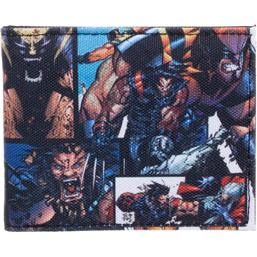 Comic Style Bifold Pung