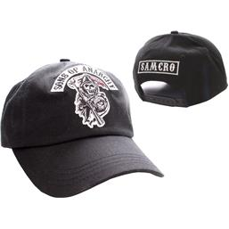 Sons Of Anarchy: Sons of Anarchy Justerbar Cap Dead Logo