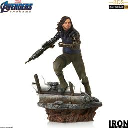 Winter Soldier BDS Art Scale Statue 1/10 21 cm