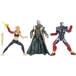 Pepper, Mark XXII & Mandarin Marvel Legends Series Action Figure 3-Pack 15 cm