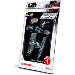 TIE Fighter Level 2 Easy-Click Snap Model Kit Series 1