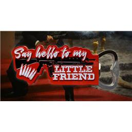 Scarface: Say Hello To My Little Friend Bottle Opener