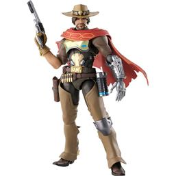 Overwatch: McCree Figma Action Figure 16 cm