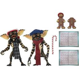 Christmas Carol Winter Scene Set 1 Action Figure 2-Pack 15 cm