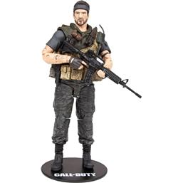 Call Of Duty: Frank Woods Action Figure 15 cm