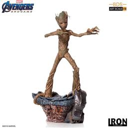 Groot BDS Art Scale Statue 1/10 24 cm
