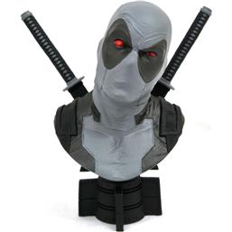 Deadpool (X-Force) Bust 1/2 SDCC 2019 Exclusive 25 cm