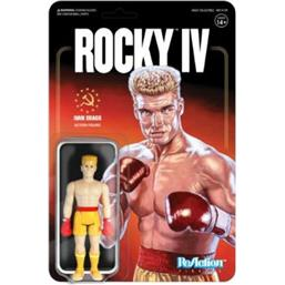 Ivan Drago ReAction Action Figure 10 cm
