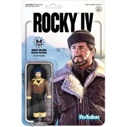 Rocky: Rocky (Winter Training) ReAction Action Figure 10 cm