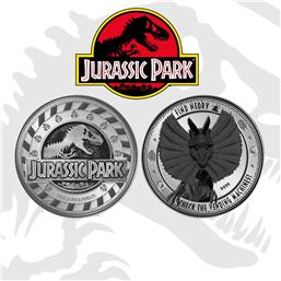 Jurassic Park Find Nedry Collectable Coin