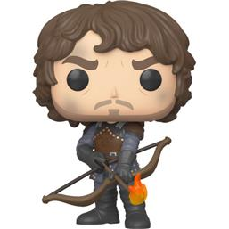 Theon w/Flamming Arrows POP! Television Vinyl Figur
