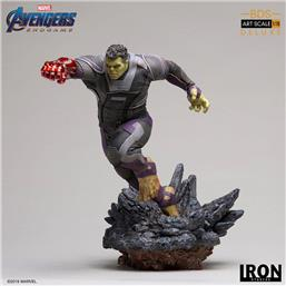 Hulk Deluxe Version BDS Art Scale Statue 1/10 22 cm
