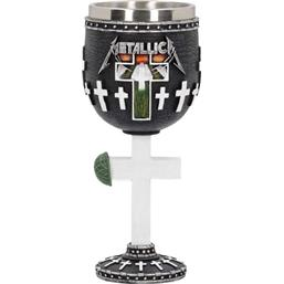 Metallica: Master of Puppets Goblet