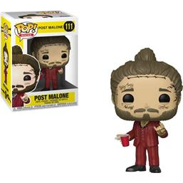 Post Malone: Post Malone POP! Rocks Vinyl Figur (#111)