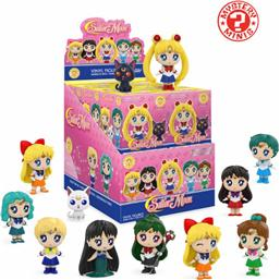 Sailor Moon: Sailor Moon Mystery Mini Figur 12-pak