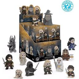 Lord of the Rings Mystery Mini Figur 12-pak