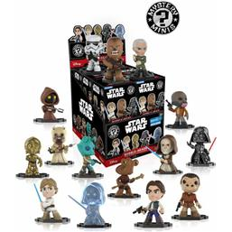 Star Wars Exclusive Mystery Mini Figur 12-pak