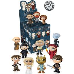 Game Of Thrones: Game of Thrones Mystery Mini Figur Series 3 12-pak