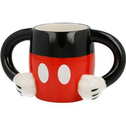 Mickey Mouse 3D Krus