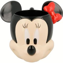 Minnie Mouse 3D Ansigt Krus