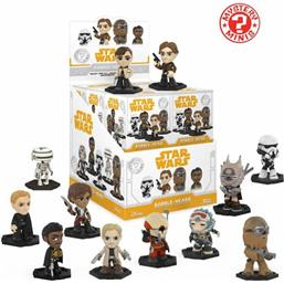 Star Wars Solo Mystery Mini Figur Series 1 12-pak