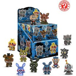 Five Nights at Freddy's (FNAF): Five Nights at Freddy's Mystery Mini Figur Series 1 12-pak