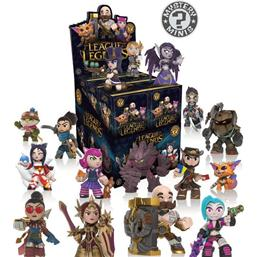 League of Legends Mystery Mini Figur 12-pak