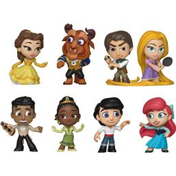 Disney: Royal Romance Mystery Mini Figur 12-pak