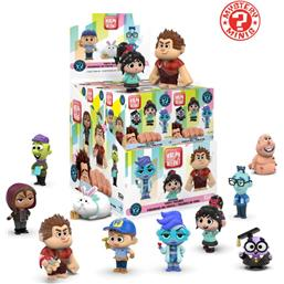 Wreck-It Ralph 2 Mystery Mini Figur 12-pak