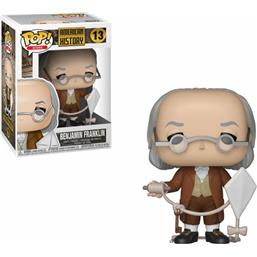 Benjamin Franklin POP! Icons Vinyl Figur (#13)
