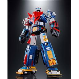 Armored Fleet Dairugger XV: GX-88 Soul of Chogokin Diecast Action Figure 29 cm