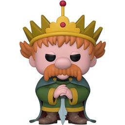 King Zog POP! Animation Vinyl Figur