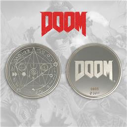 Doom Collectable Coin