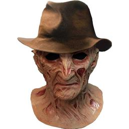 Freddy Krueger - The Dream Master Deluxe Latex Mask with Hat