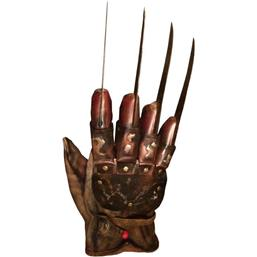 A Nightmare On Elm Street: Freddy's Glove - The Dream Master Replica 1/1