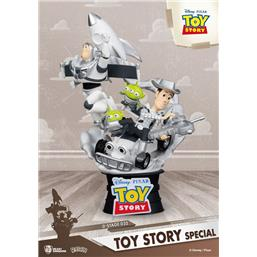 Toy Story: Toy Story D-Stage PVC Diorama Special Edition 15 cm
